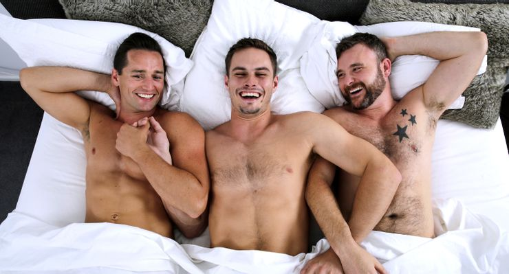 gay threesome