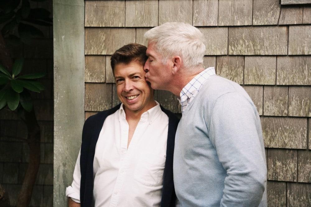 gay senior dating kiss